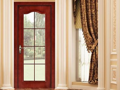 实木玻璃门好还是纯实木门好